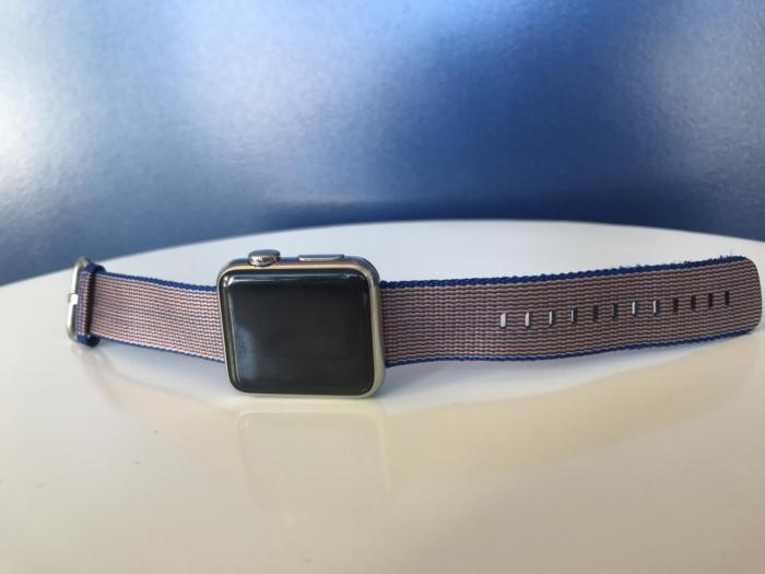 apple watch bands 7 nylon