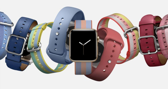 Apple, Apple Watch, watchOS, WWDC, iOS, iPhone, AirPods, Bloomberg, wearables, smartwatch