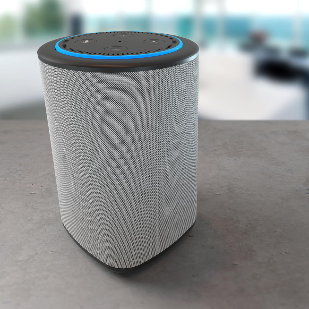 The Vaux: A portable battery-powered speaker for the Echo Dot