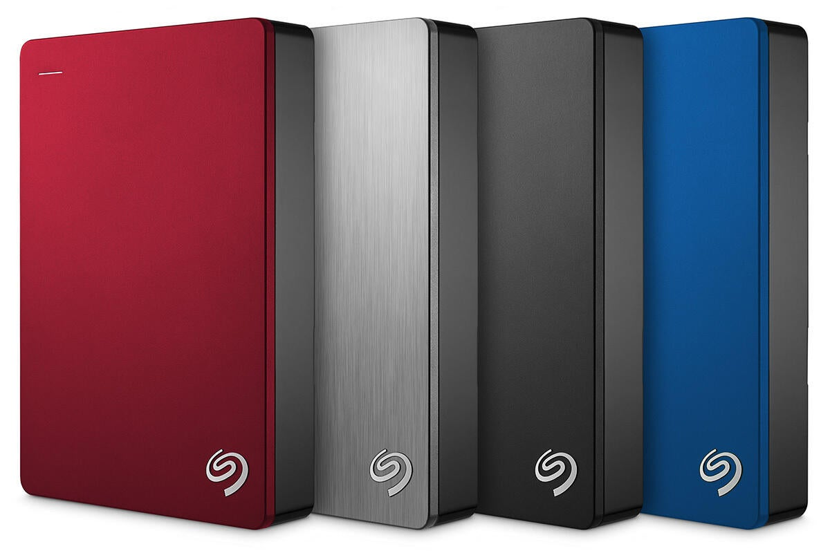 photo image Seagate Backup Plus Portable review: A stunning 5TB of space