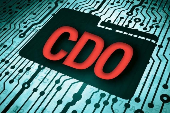 chief data officer cdo thinkstock