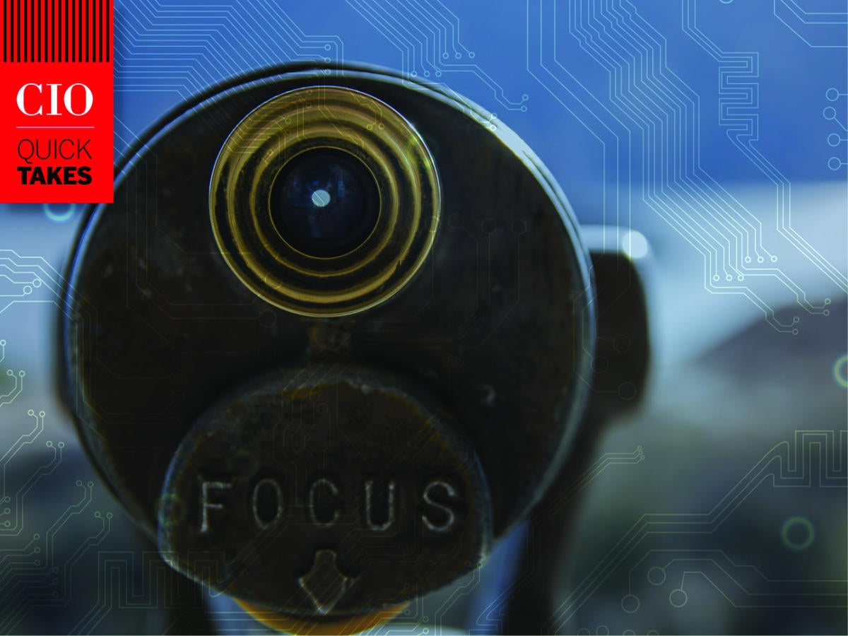 cio quick takes focus