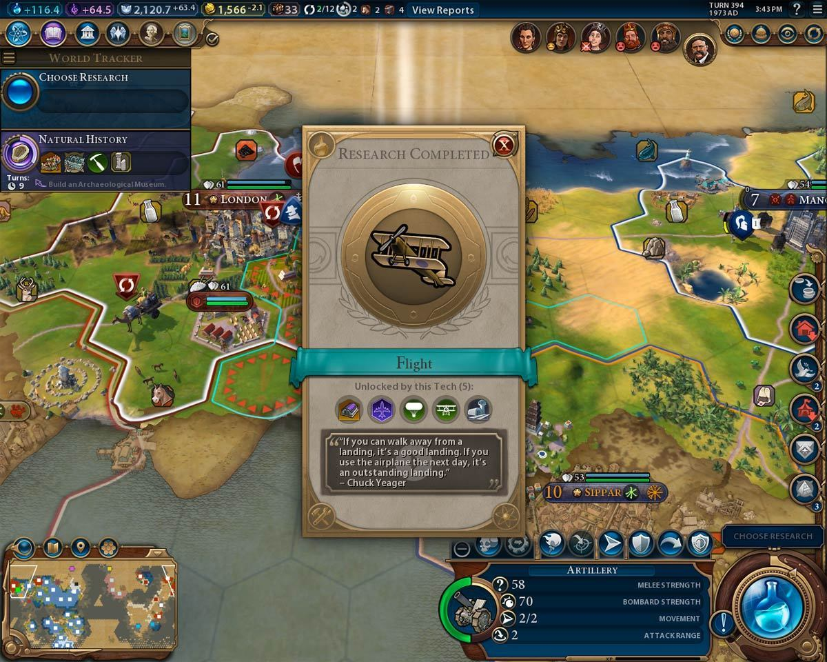 Civilization VI review: World domination on your Mac | Macworld