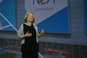 diane greene google cloud next 17