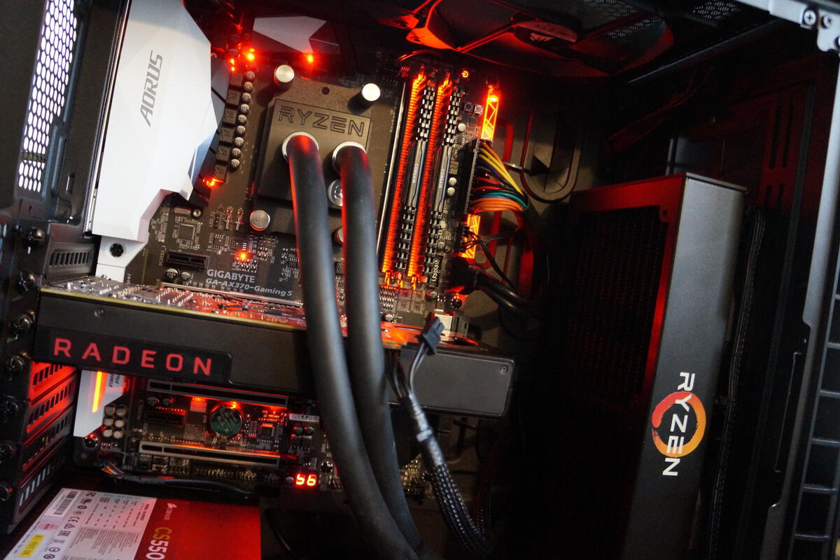 Amd Ryzen 7 1700 Vs A 5 Year Old Gaming Pc Or Why You