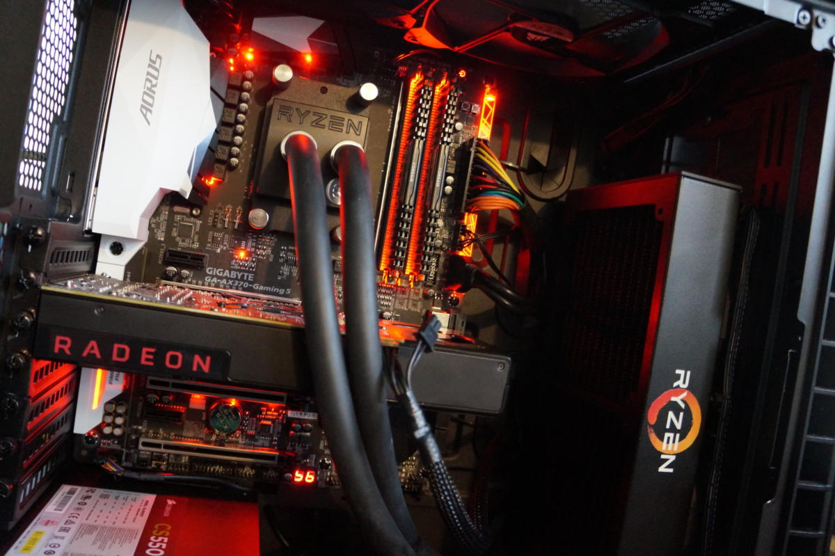 AMD Ryzen 7 1700 vs  a 5-year-old gaming PC, or why you