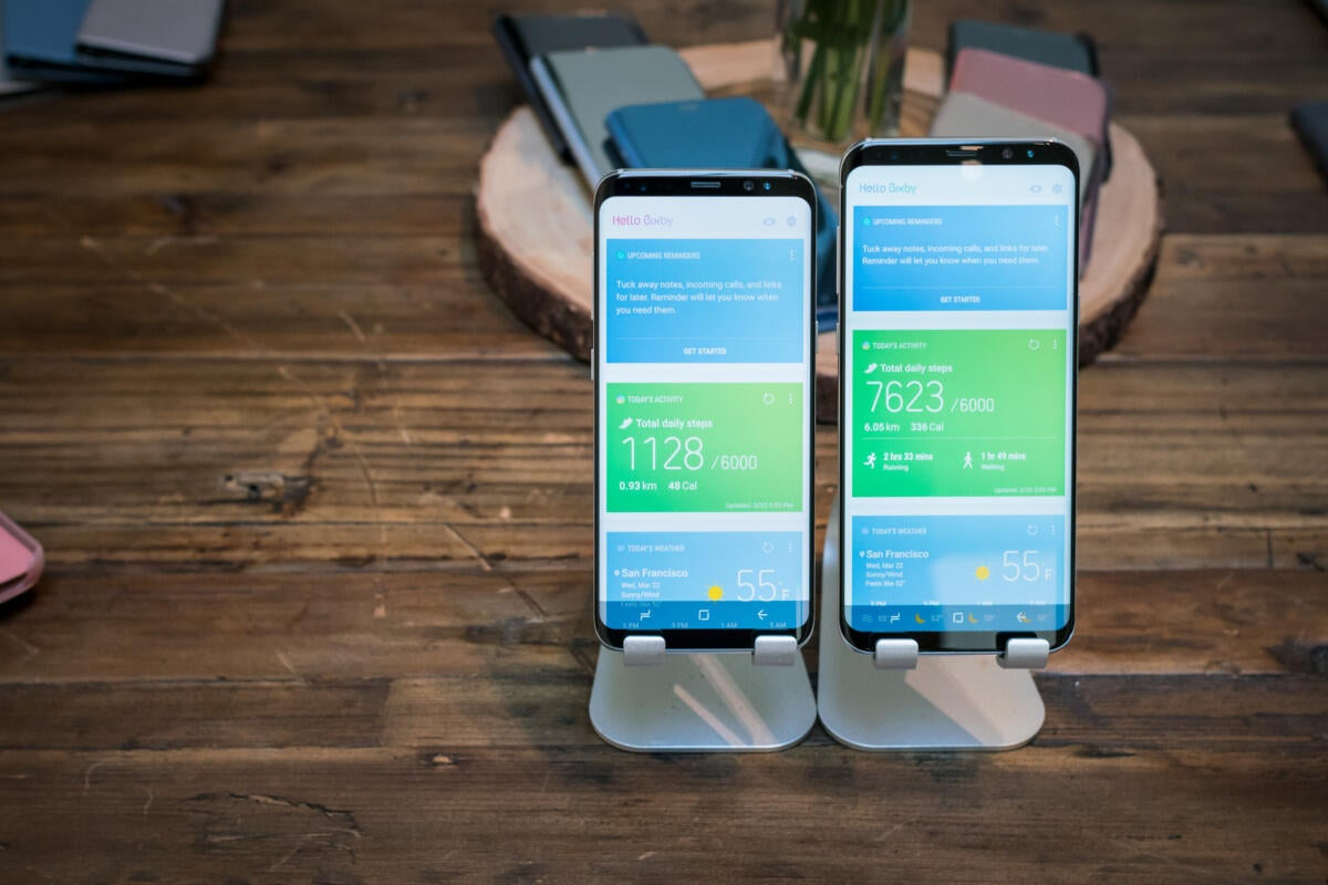 Fear not, early adopters: The Galaxy S8 might not be running Android 7.0 for very long