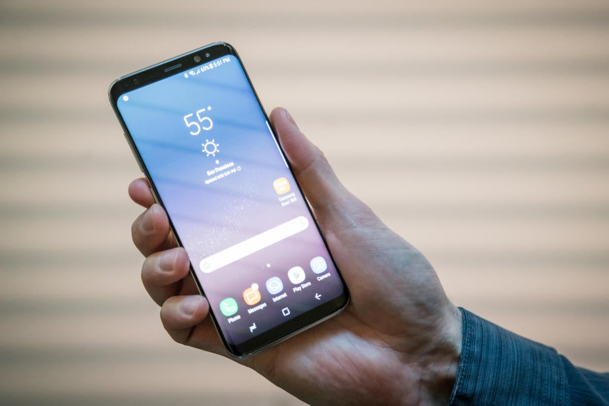 Review: Samsung Galaxy S8 fails the likability test
