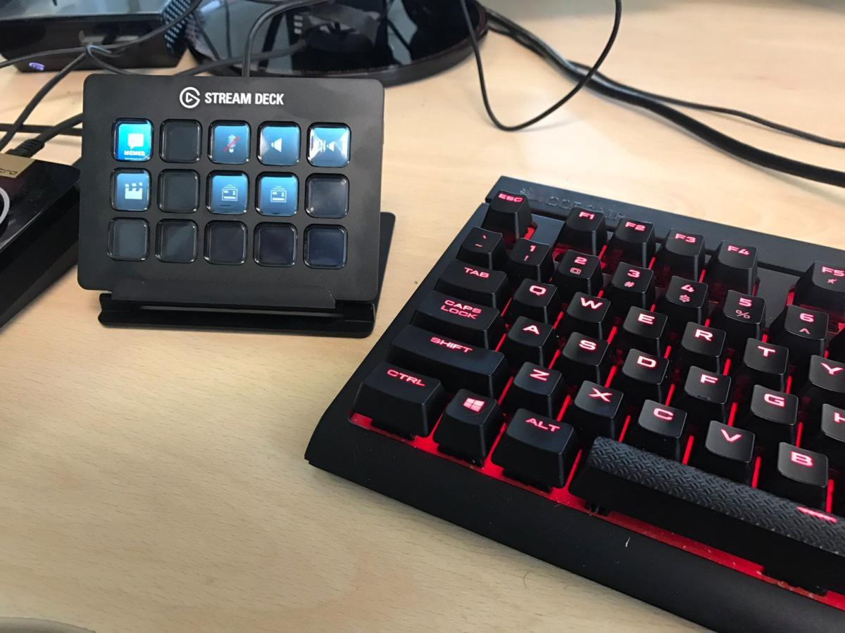 elgato stream deck 2