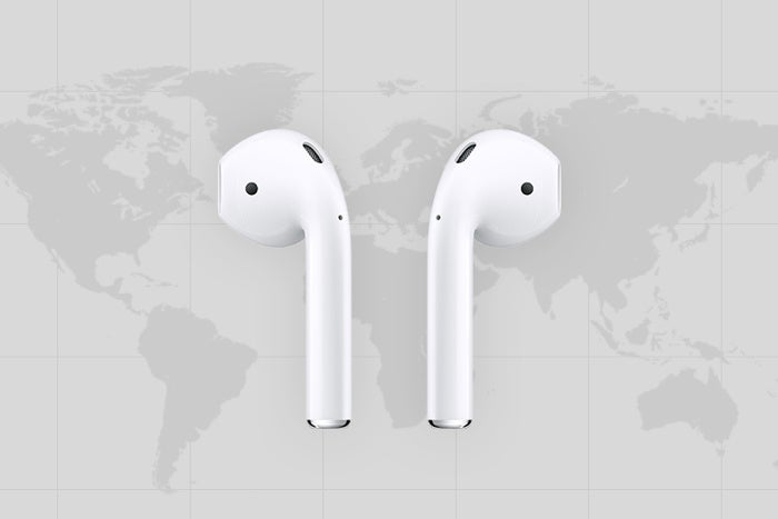 Find My AirPods