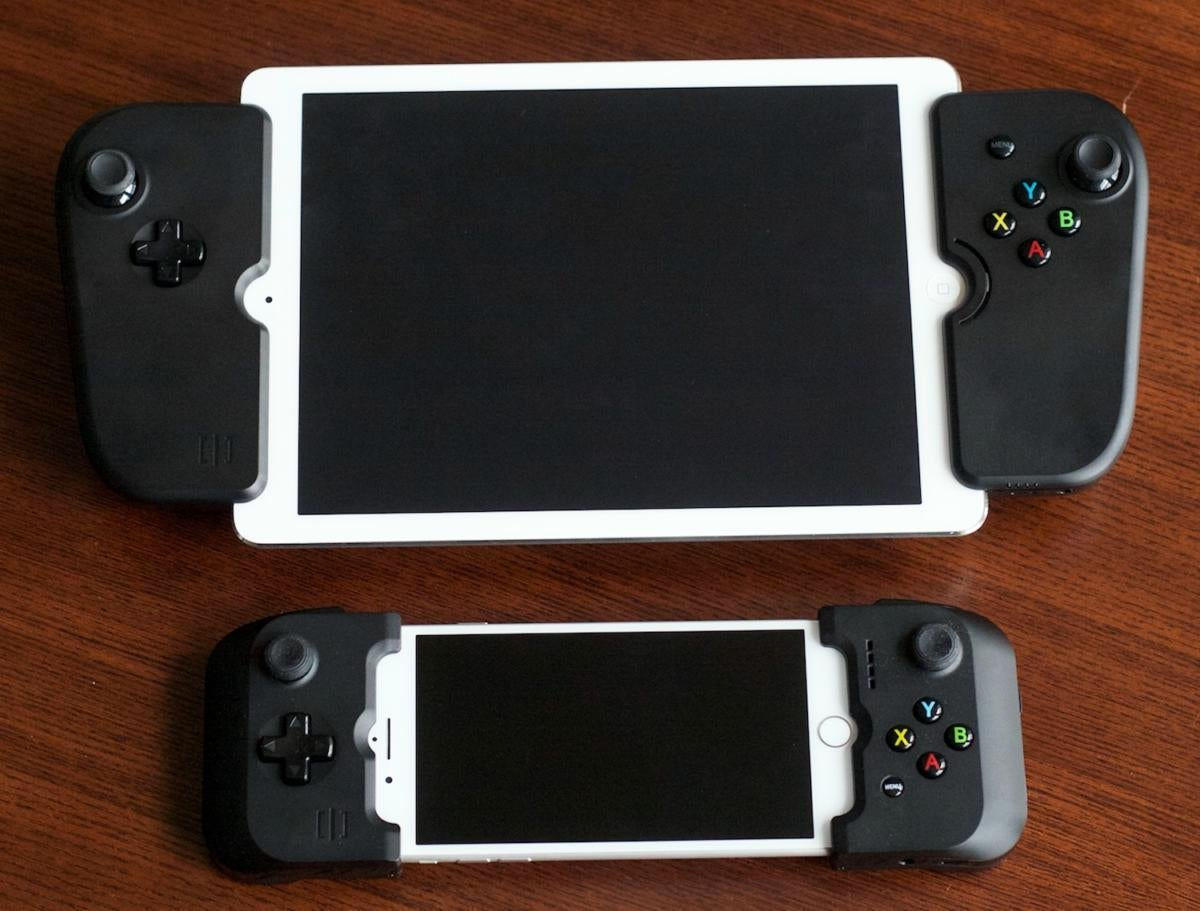 gamevice ipad compare