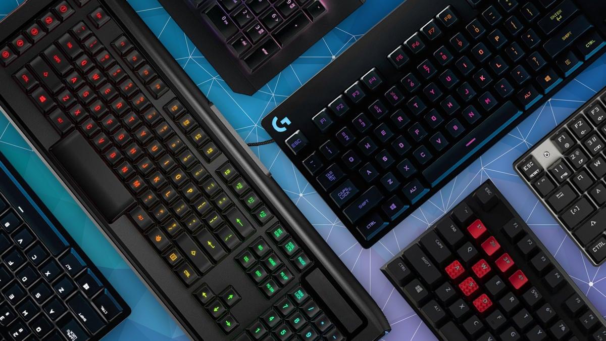 gaming keyboard hub primary image