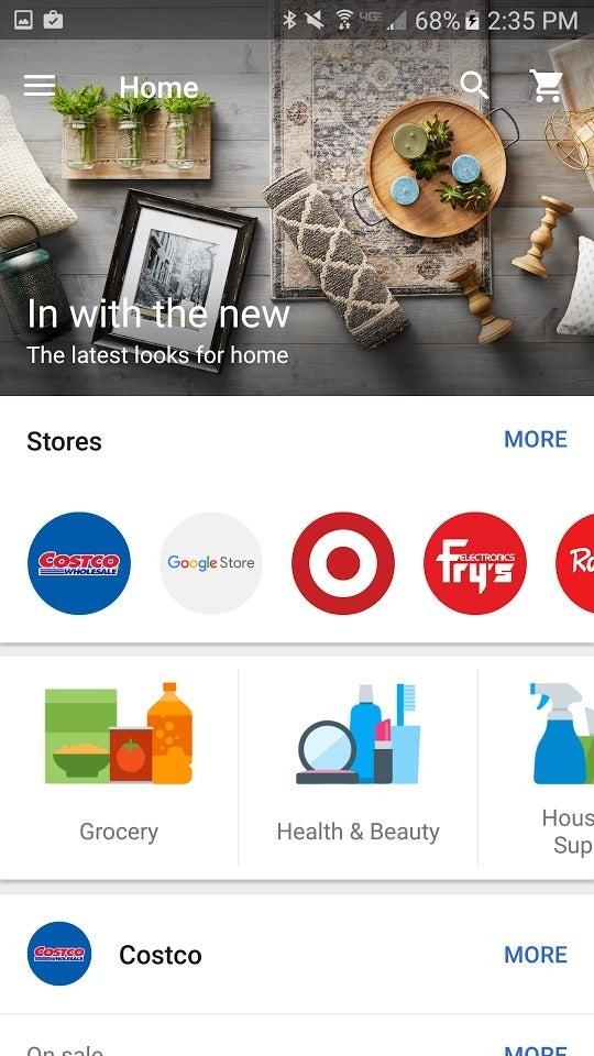 google apps google express
