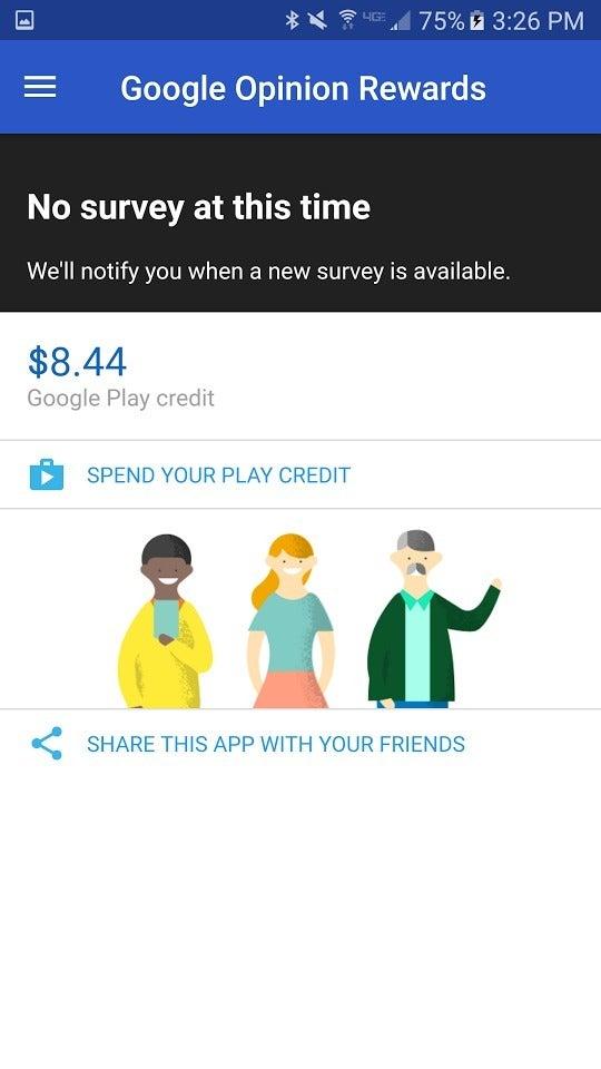 google apps rewards
