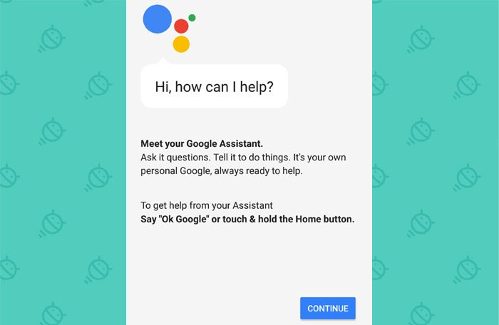 Google Assistant Android Upgrade