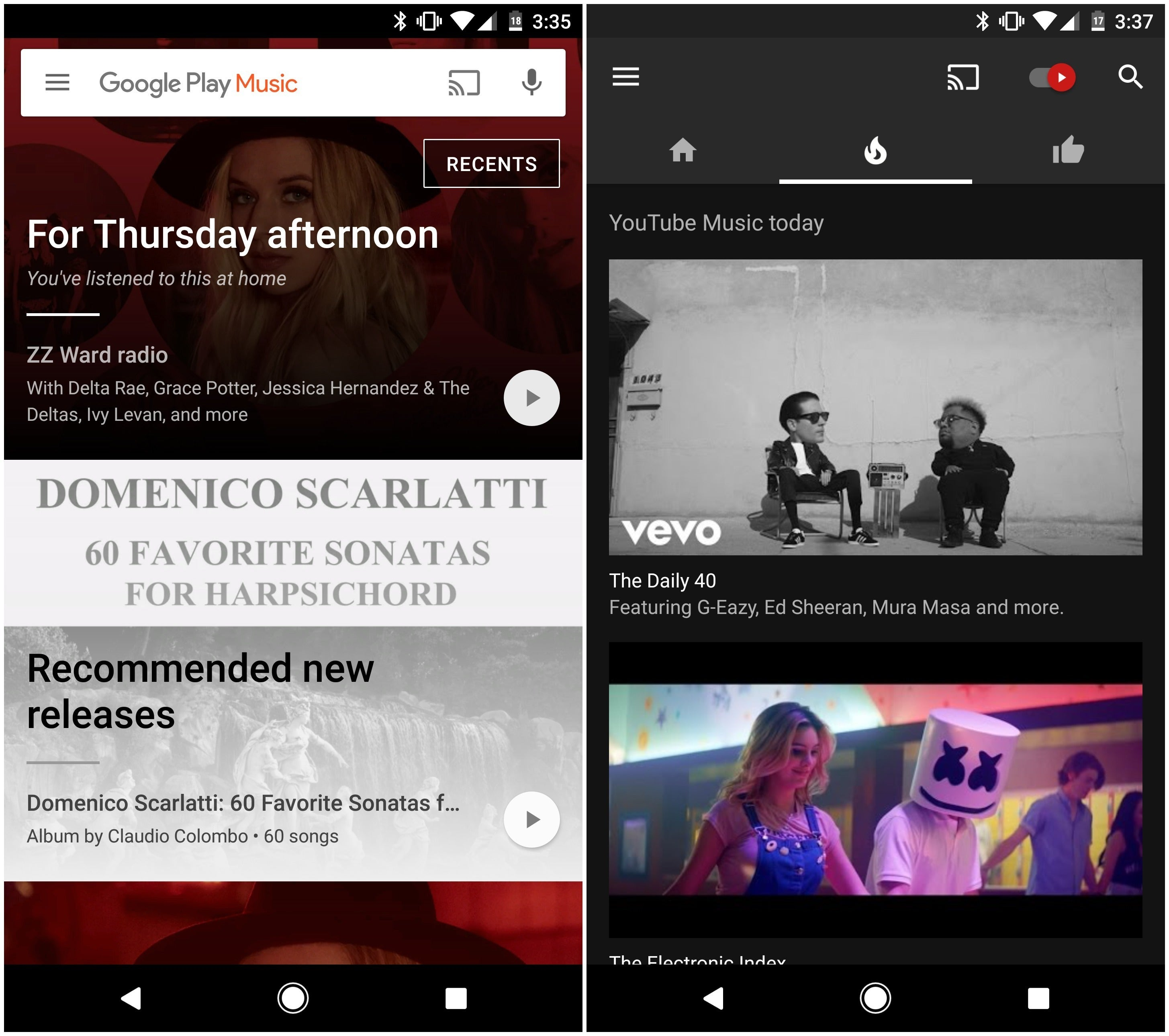 Why Youtube Music Should Be The Future Of Googles Music