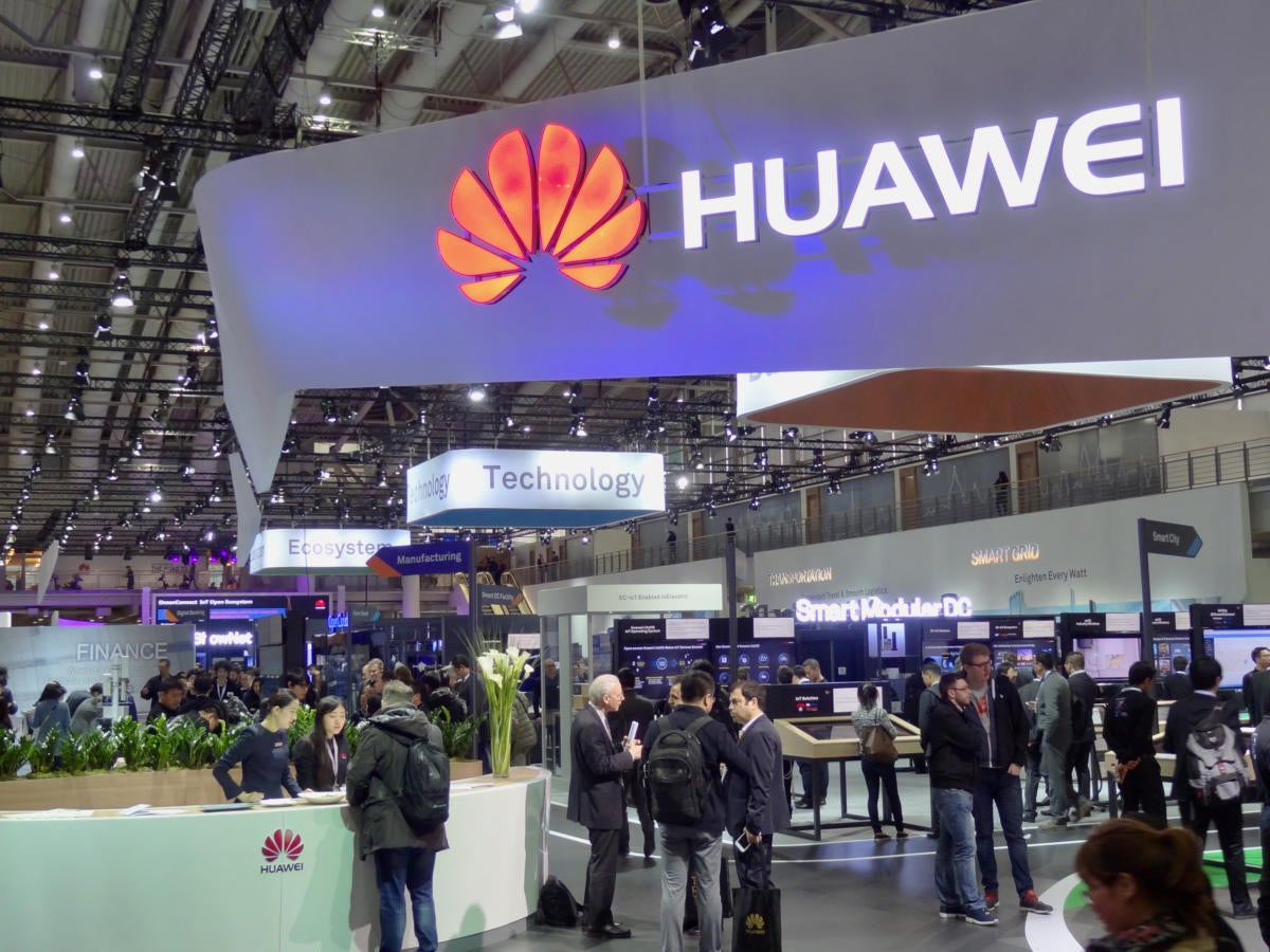 huawei stand