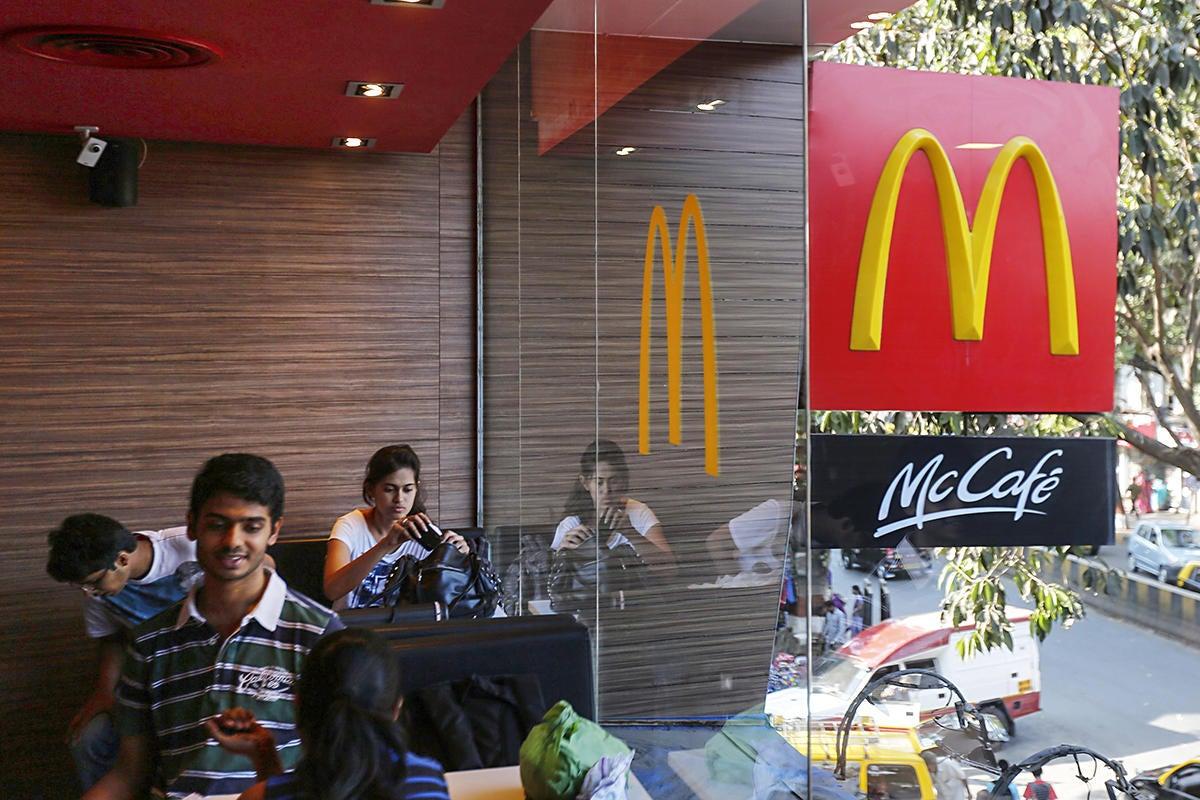 india mcdonalds mumbai