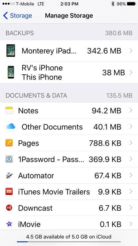 How to free up iCloud storage space | Macworld