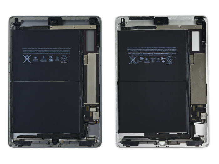 ipad ipad air 1 teardown