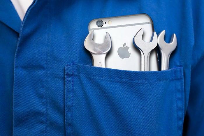 Apple, iPhone, iOS, repairs, right to repair