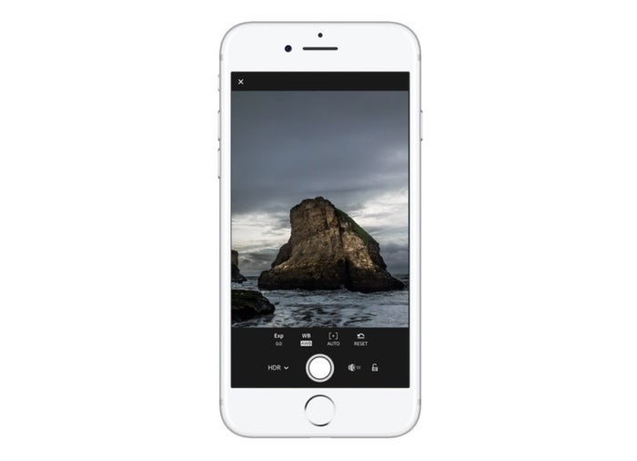 Lightroom for iOS turns your iPhone into a DSLR with raw HDR capture mode