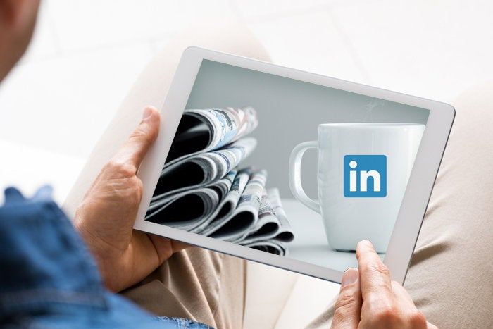 linkedin curating primary4