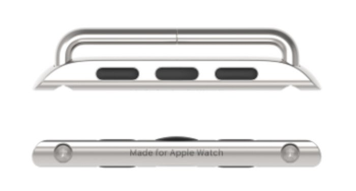 made for apple watch band lugs
