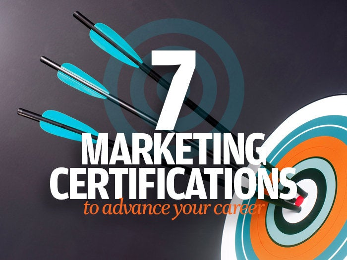 marketing certifications