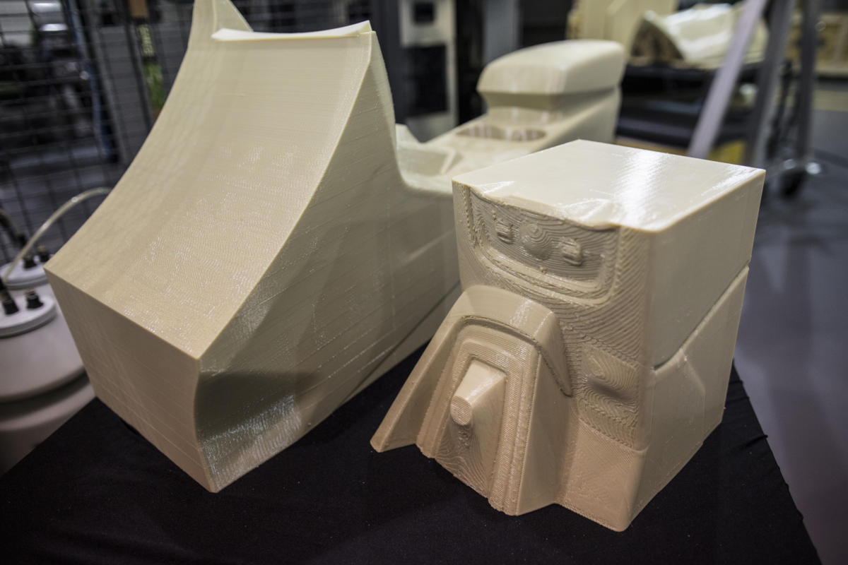 Ford 3D printiner