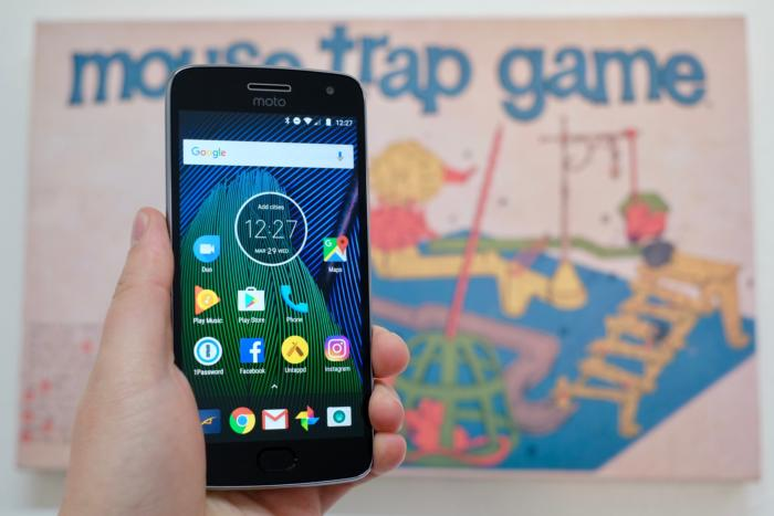 Moto G4 Wallpaper: Moto G5 Plus Review: Inexpensive Doesn't Have To Mean
