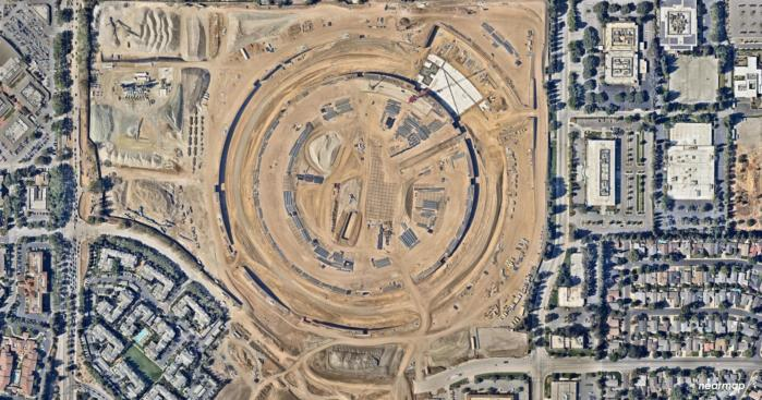 nearmap apple park epsg3785 date20140802 lat37.334633 lon 122.008685