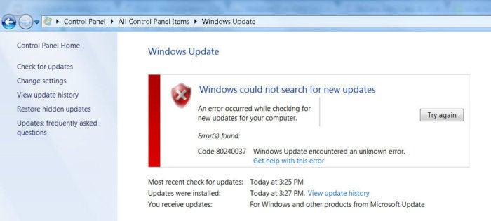 no more windows 7 updates 2
