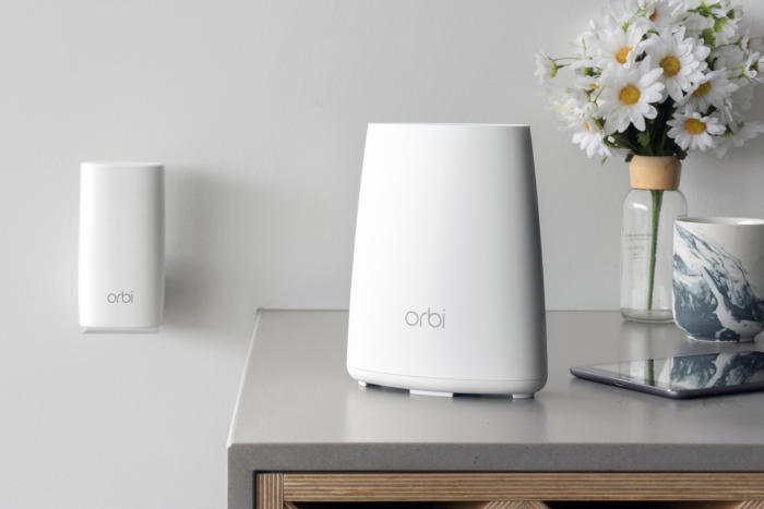 photo image Netgear Orbi RBK30 WiFi System review: It's not bad, but it's not great