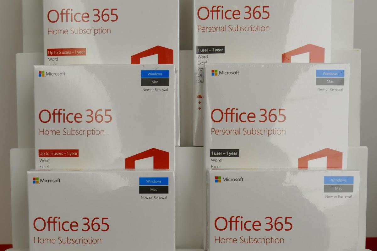 Microsoft's Office 365 subscription push pays off