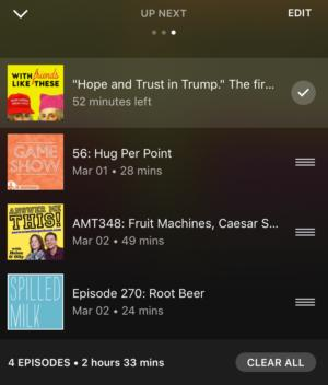 pocketcasts6 upnext queue