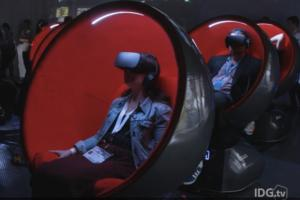 Take a ride on Positron's Voyager, a full-motion chair for VR cinema
