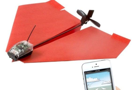 power up smartphone airplane