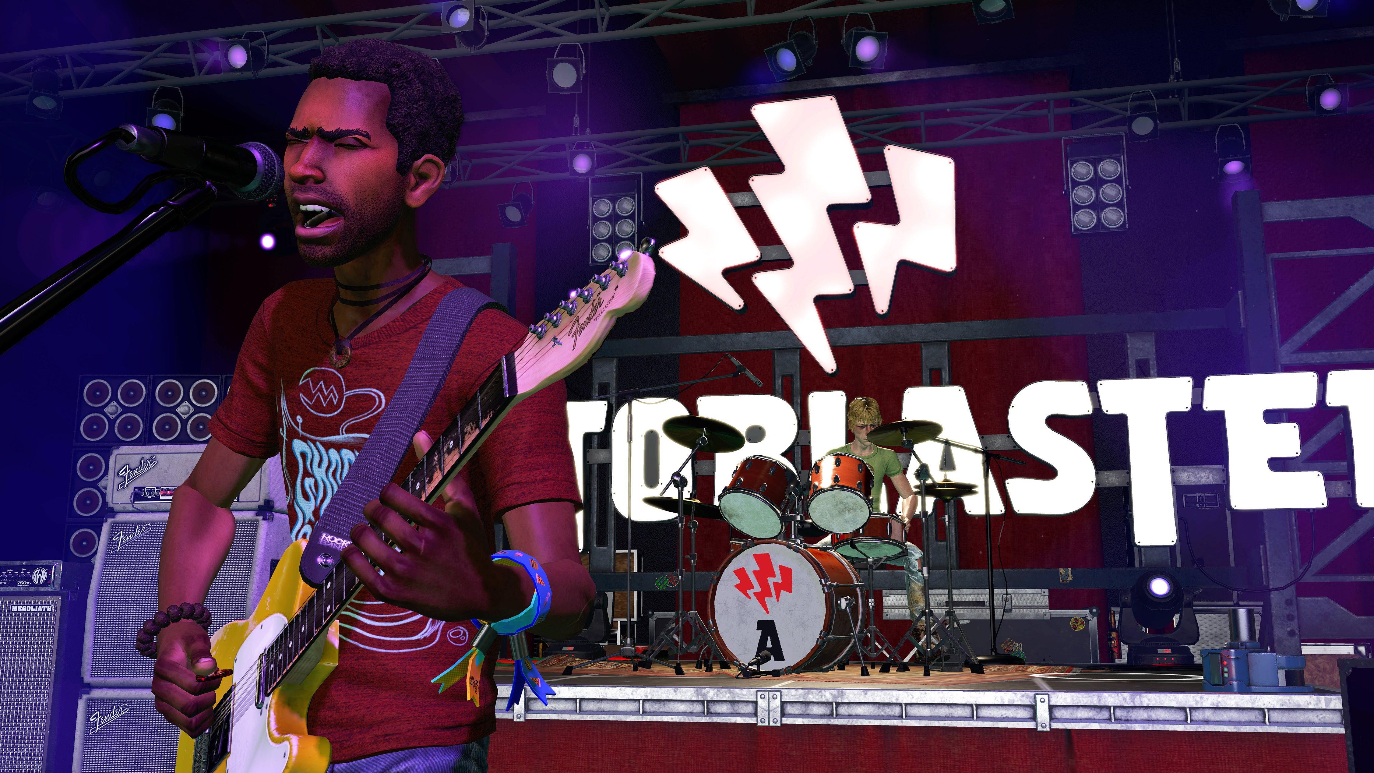 Rock Band VR review: Rock Band's roaring PC debut showcases