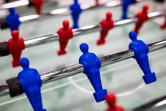 Red team versus blue team: How to run an effective simulation