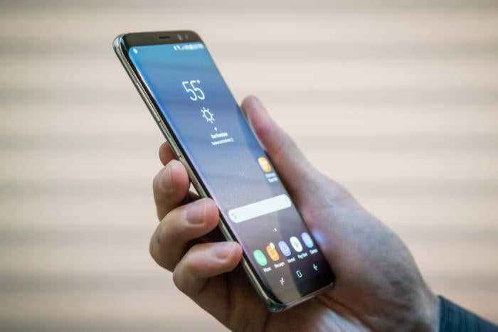 Hands on with the Galaxy S8 and S8+, the phones that do everything