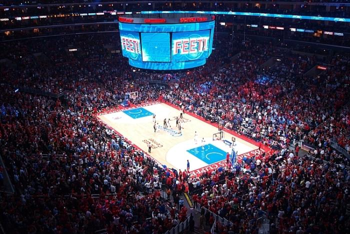 Wearables in the starting lineup for NBA and NBA?