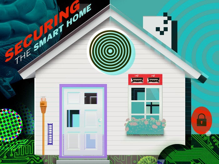 securing the smarthome