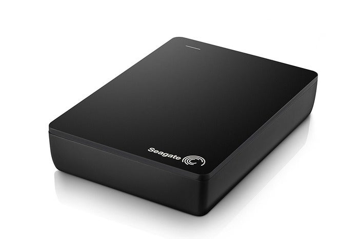 A Seagate 4tb External Hard Drive Is Just 130 Today Pcworld