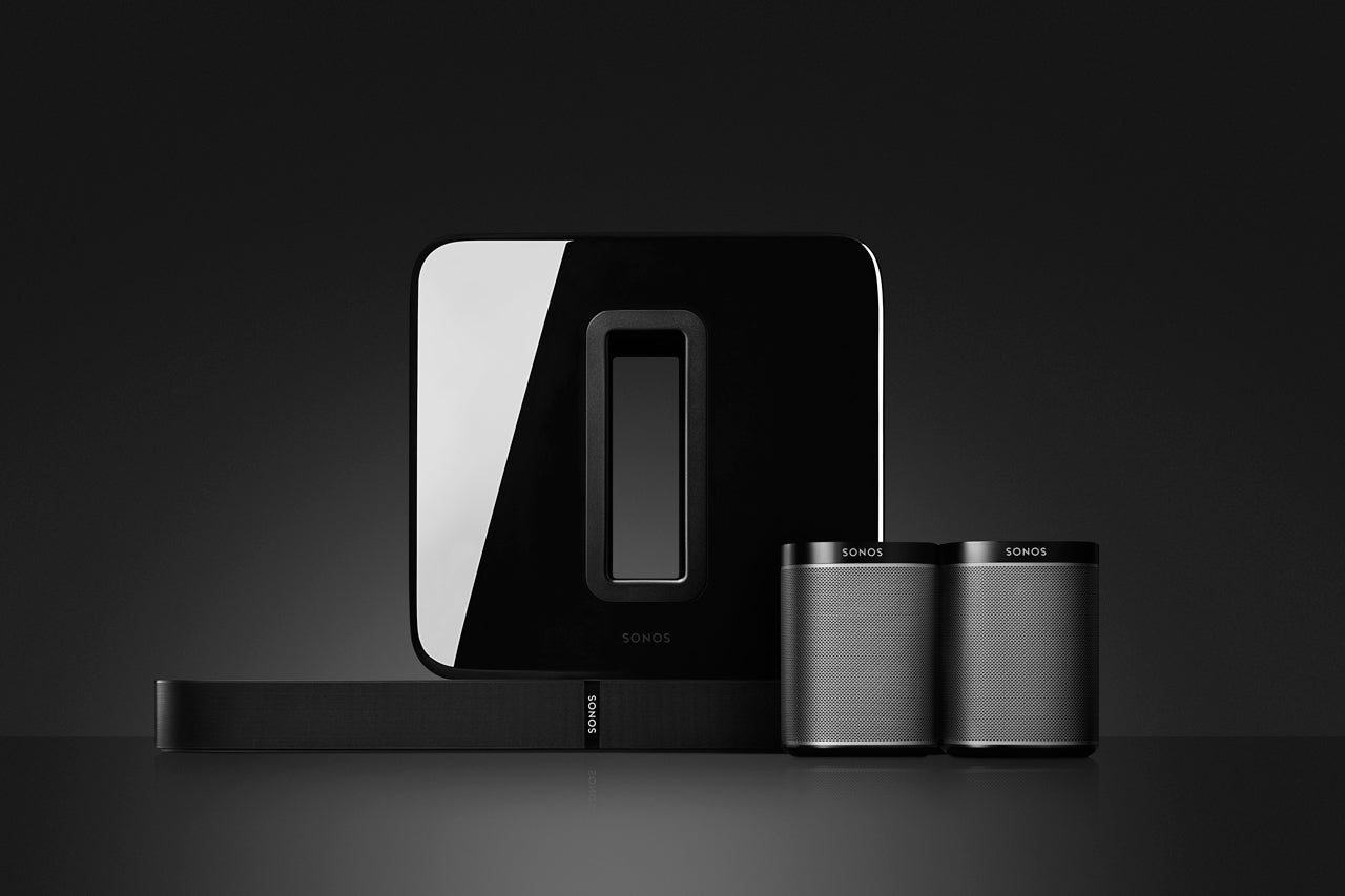 The New Sonos Playbase Is An Amazingly Thin Speaker For