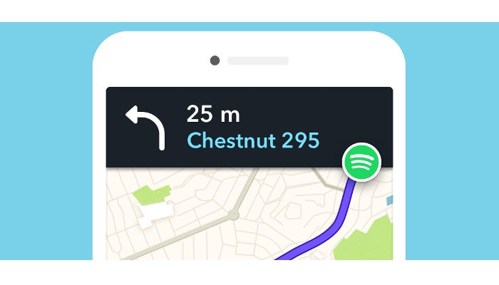 Spotify, Waze invade each other to seamlessly keep the music