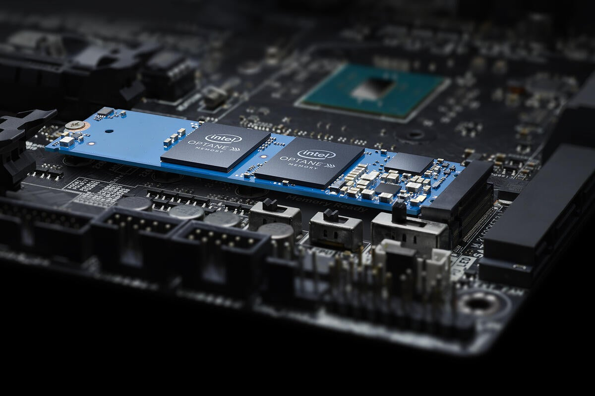 Intel's Optane Memory finally supports Celeron and Pentium