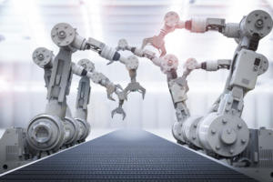 Industrial robots are security weak link