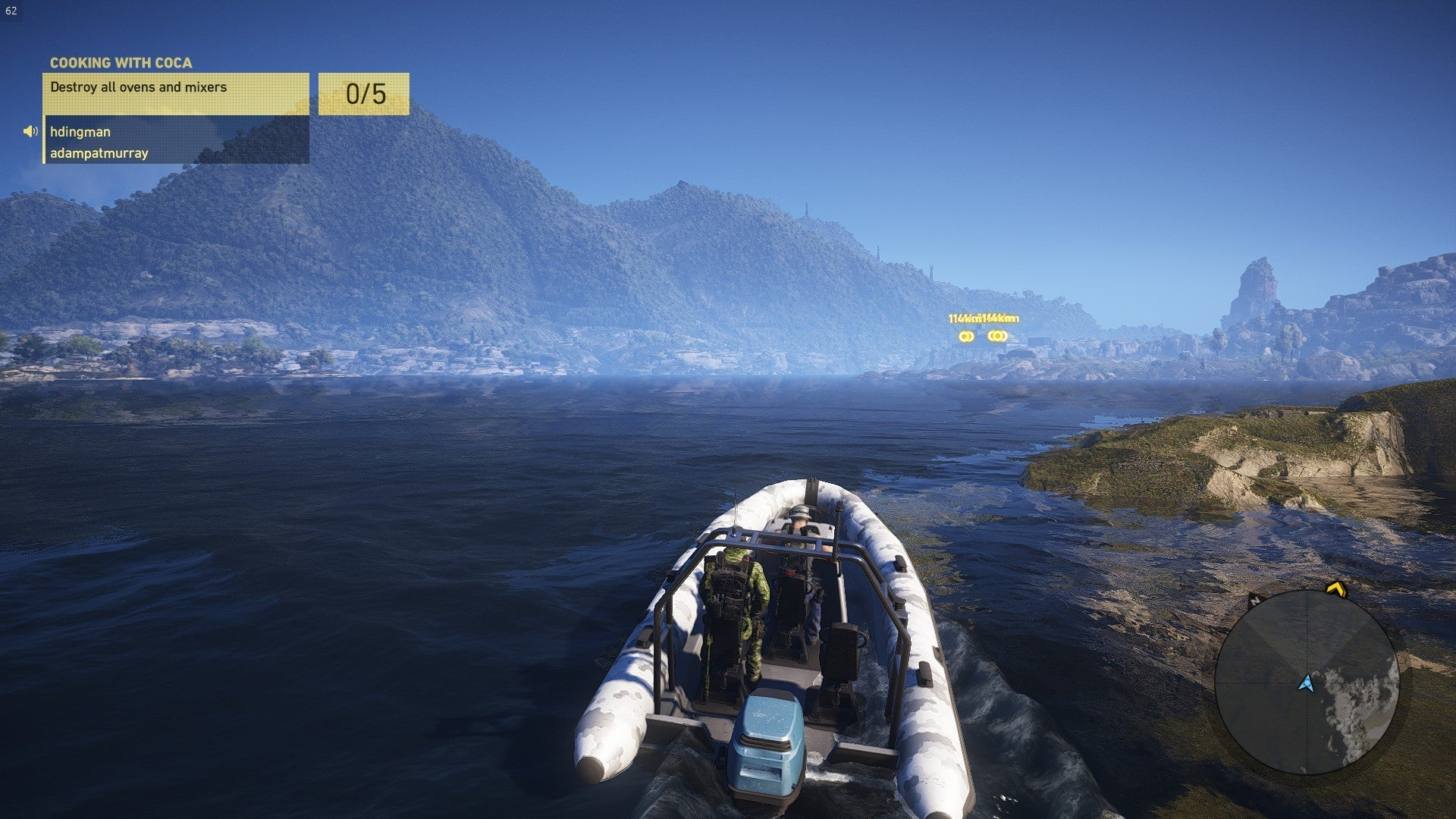 Ghost Recon: Wildlands PC Performance Review: A Big