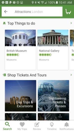 tourism apps tripadvisor